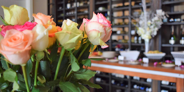 Mother's Day brunch buffet at Bizou